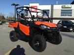 Honda Pioneer 1000 EPS Orange 2016