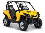 Can-Am Commander DPS 800R 2015