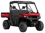 Can-Am Defender XT HD10 Intense Red 2016