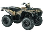 Yamaha Grizzly EPS Camo 2016
