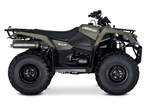 Suzuki KingQuad 400FSi Manual - Green 2016