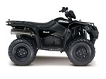 Suzuki KingQuad 500AXi Power Steering - Black 2016