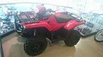 Honda TRX500 Rubicon DCT IRS EPS Red 2016