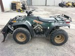 Arctic Cat BEARCAT 454 WITH PLOW 1997