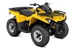 Can-Am Outlander L DPS 570 2016