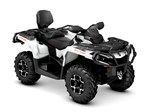 Can-Am Outlander Max XT 650 Pearl White 2016
