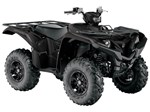 Yamaha Grizzly EPS SE Matte Black 2016