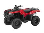 Honda FourTrax Rancher 4x4 DCT IRS EPS Red (TRX420FA6) 2016