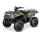 Arctic Cat 500 Forest Green 2016