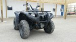 Yamaha Grizzly 700 FI EPS SE 2014