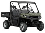 Can-Am Defender DPS HD10 Green 2016