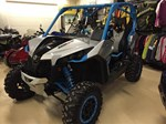 Can-Am Maverick  X ds 1000R Turbo Hyper Silver / Octane B 2016