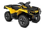 Can-Am Outlander XT™ 650 2016