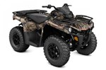 Can-Am Outlander L DPS™ 570 - Break-Up Country Camo® 2016