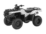 Honda TRX420 DCT IRS EPS White 2016