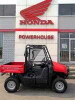 Honda Big Red 700 2010