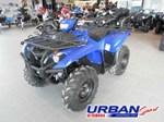 Yamaha Kodiak 700 EPS Blue 2016