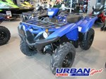 Yamaha Grizzly EPS Blue 2016
