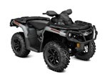Can-Am Outlander™ XT™ 850 Brushed Aluminum 2017
