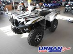 Yamaha Grizzly EPS SE Matte Silver 2017