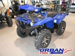 Yamaha Grizzly EPS Steel Blue 2017