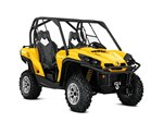 Can-Am Commander™ XT™ 800R Yellow 2017