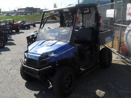 polaris ranger ev 2010 used atv for sale in timmins. Black Bedroom Furniture Sets. Home Design Ideas