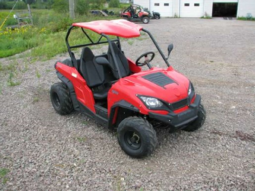 gio motors gio little chief side by side 2015 new atv for sale in hillsborough new brunswick. Black Bedroom Furniture Sets. Home Design Ideas