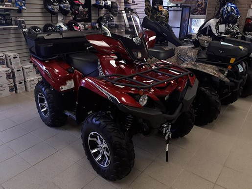 2017 Yamaha Grizzly 700 EPS  LE Photo 1 of 14