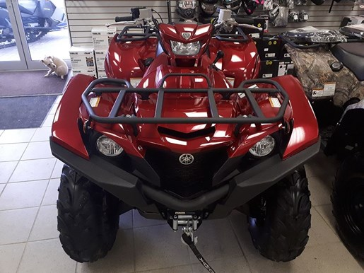 2017 Yamaha Grizzly 700 EPS  LE Photo 3 of 14