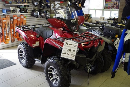 2017 Yamaha Grizzly 700 EPS  LE Photo 1 of 13