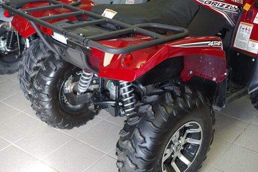 2017 Yamaha Grizzly 700 EPS  LE Photo 6 of 13