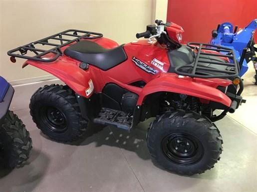 2016 Yamaha Kodiak 700 EPS Red Photo 1 of 2