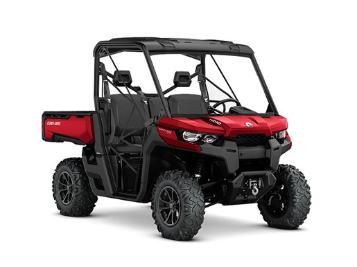2016 Can-Am Defender XT HD10 Photo 1 of 1