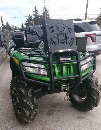 Arctic Cat MudPro 700 LTD 2013 Used ATV For Sale In ...