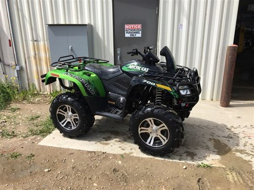 arctic cat mudpro 700i ltd 2012 used atv for sale in swift. Black Bedroom Furniture Sets. Home Design Ideas