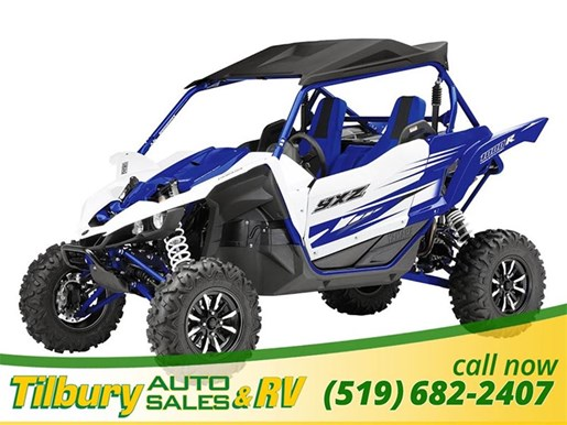 Yamaha yxz1000r 2016 new atv for sale in tilbury ontario for Yamaha side by sides