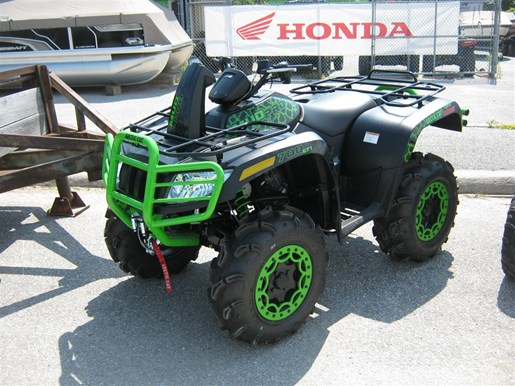 Arctic Cat MudPro 700 Limited 2016 New ATV For Sale In ...