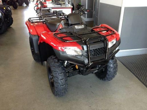 honda trx420 rancher red 2017 new atv for sale in langley   serving greater vancouver british