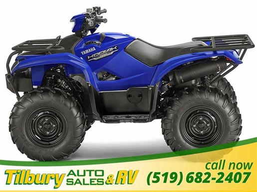 Yamaha kodiak 700 eps 2016 new atv for sale in tilbury for Yamaha dealers in louisiana
