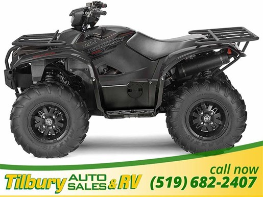 2016 Yamaha Kodiak 700 EPS SE Photo 1 of 10