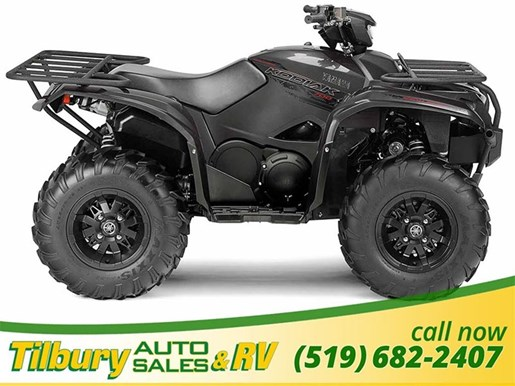 2016 Yamaha Kodiak 700 EPS SE Photo 3 of 10