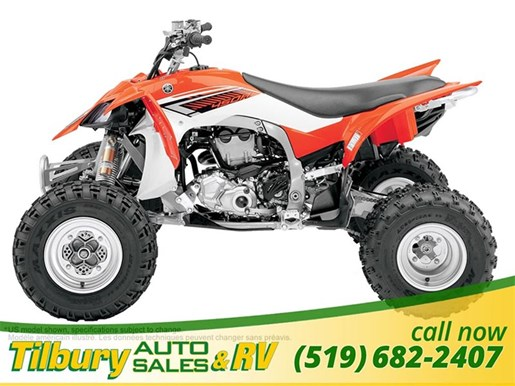 2014 Yamaha YFZ450R Photo 2 of 4