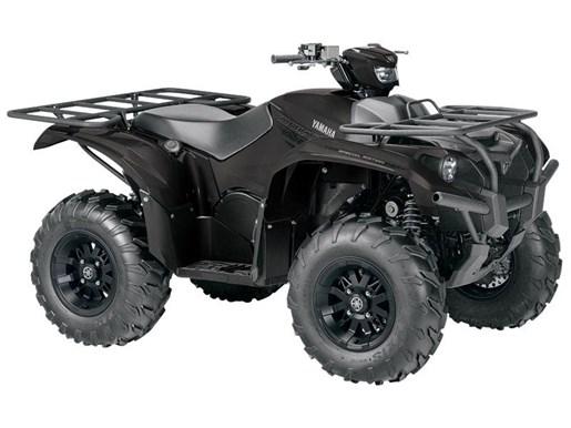 2017 Yamaha Kodiak 700 EPS SE Tactical Black Photo 1 of 1