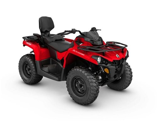 2017 Can-Am Outlander MAX 450 Photo 1 of 1