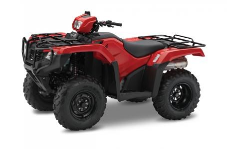 2017 Honda TRX 500 Foreman Photo 1 of 2