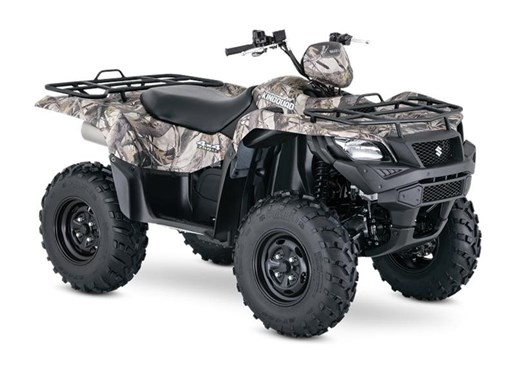 2017 Suzuki KingQuad 750AXi Power Steering Camo Photo 1 of 1