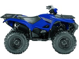 2016 Yamaha Grizzly EPS Photo 1 of 1