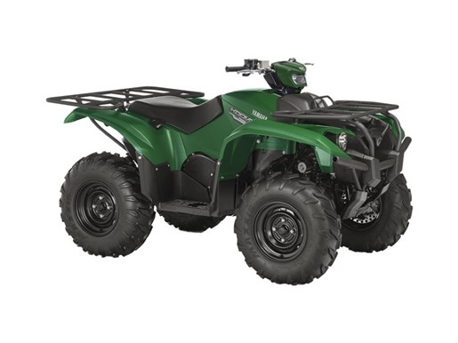 2017 Yamaha Kodiak 700 EPS Photo 1 of 4