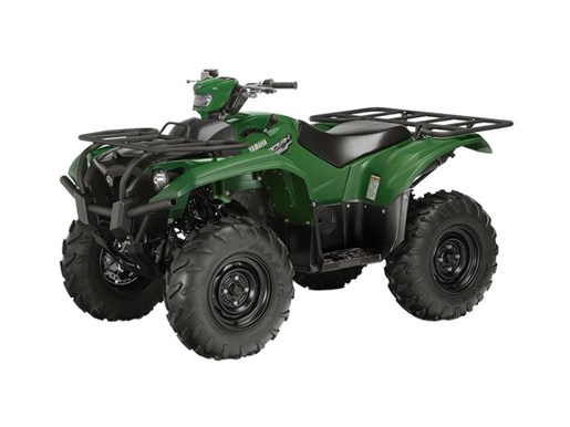 2017 Yamaha Kodiak 700 EPS Photo 2 of 4